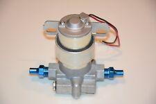 12V High Volume 16 PSI 115 GPH Free Flow Electric Fuel Pump Gas street strip rod