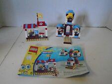 Lego Spongebob Squarepants #3816 Glove World 4 Mini Figures with Manual
