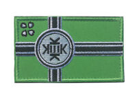 kek flag PATCH ARMY MORALE TACTICAL MORALE BADGE HOOK & LOOP  PATCH SJ+ 747