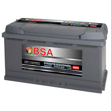 BSA Autobatterie 105Ah 12V 930A/EN ersetzt 100AH 110AH EXTREM Leistungsstark