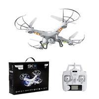 SK 90 SE 2,4 Ghz RC Drohne Quadrocopter mit HD Kamera | Headless und Return Home