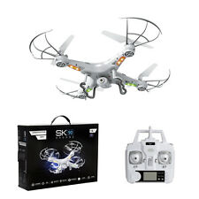 SK 90 SE 2,4 Ghz RC Drohne Quadrocopter mit HD Kamera   Headless und Return Home
