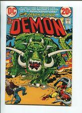 The Demon #3 - Early Bronze Age Jack Kirby Art