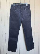 New listing Vintage Levi's White Tab Black Corduroy Flare Leg Pants Deadstock 33W 30L Crispy