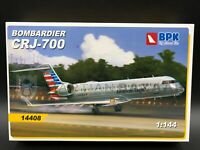 BPK 1/144 Bombardier CRJ-700 (BPK14408) -American Eagle & Delta Connection