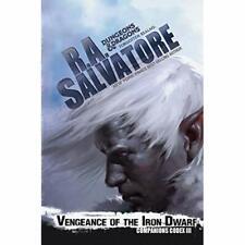 Vengeance of the Iron Dwarf (Forgotten Realms) - Mass Market Paperback NEW R. A.