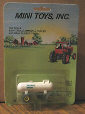 * Mini Toys Inc #103 Anhydrous Ammonia Trailer 1/64 NEW John Deere Toy Farmer