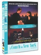 A Couch In New York / Un divan à New York (1996, Chantal Akerman) DVD NEW