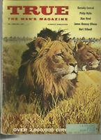 True Magazine February 1957 Philip Wylie Willie Pep Hart Stilwell