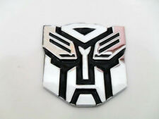 Transformer Autobot Optimus Prime Alloy Metal Decal Emblem Sticker with 3M Tape