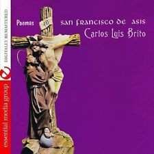 Carlos Brito, Carlos - Poemas San Francisco de Asis [New CD] Manufactu