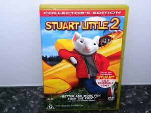 Stuart Little 2 Collector's Edition DVD Region 4 - VGC