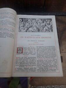livre ancien Religieux Bible ancien grenier