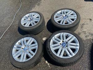"""A2044010502 Mercedes C Class W204 rims wheels alloys  255 45 17 17"""""""