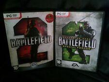 BATTLEFIELD 2 & forze speciali Pack di Espansione, GIOCO PC, Trusted NEGOZIO EBAY