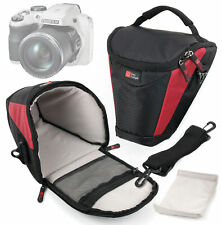 Case w/ Detachable Shoulder Strap for Fujifilm FinePix S9800, S8650, X-T3