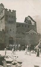 LUZ-ST-SAUVEUR  c.1940 - L'Église des Templiers  Hautes-Pyrénées  - P 963