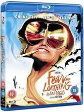 Fear and Loathing in Las Vegas 1998 Blu-ray (uk) Disc Movie Region B