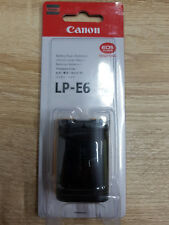 Original Canon Akku LP-E6 - Neu und OVP