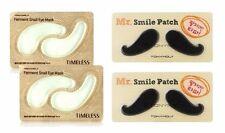 Tonymoly Timeless Ferment Snail Eye Mask & Mr Smile Nasolabial fold patch (4pcs)