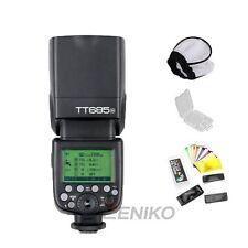 Godox TT685N 2.4G HSS 1/8000s i-TTL GN60 Wireless Speedlite Flash for Nikon