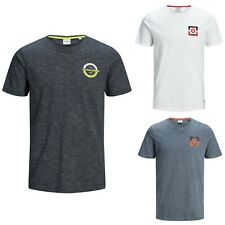 JACK&JONES Hombre Camiseta Top Polo TS rayas slim fit 23063