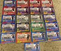 "2020-21 Panini NBA Hoops ""VANITY PLATES"" Lot (21)🏀🔥Trae, Steph Curry"