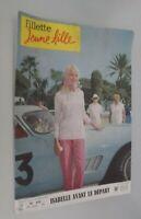 Revista Dibujada Chica Juvenil Chica Julio 1959 N º 680