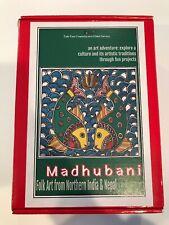 New Madhubani Educational Art Kit by Zetuli