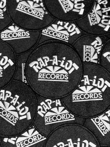 Rap-A-Lot Records logo Patch - Houston record label James Prince Geto Boys bun b