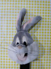 Bugs Bunny Looney Tunes Plush Golf Club Head Cover - 1998 Warner Bros. Store