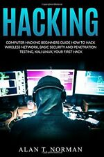 Computer Hacking Beginners Guide How to Hack Wireless Network, Basic Security a