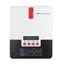 MPPT Solar Charge Controller 30A 48V 1600W Solar Charger 12V 36V AC Charger