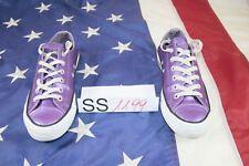 Zapatos CONVERSE All Star Suela Violeta (Cod. SS1199) usado N. 38 EU Piel