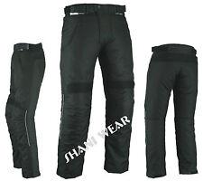 """Ladies Womens Girls Motorcycle Trouser Waterproof Motorbike Trousers Pants CE UK 14 Regular 32"""" - 81cm"""