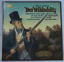 Lortzing: Der Wildschutz/The Poacher/Klee DG 3LP Box Set  2740 271 NM