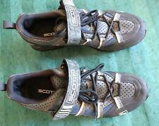 Scott Shimano SPD Eggbeater Rennrad MTB Schuhe 42 oder 27cm