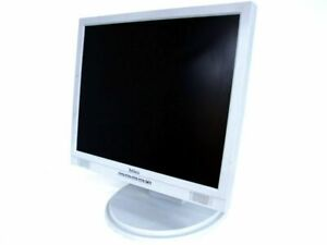 "Belinea 101750 17 "" Display Screen Audio Speaker 111739 Dvi-D VGA PC Monitor"