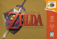 The Legend Of Zelda: Ocarina Of Time For N64 Very Good 1Z