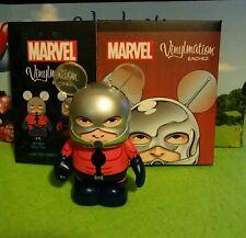 """DISNEY Vinylmation Theme Park 3"""" Set 2015 Marvel Eachez Antman Ant-man w/ Box"""