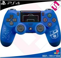 MANDO PS4 DUALSHOCK COLOR AZUL FUTBOL CLUB 2018 ORIGINAL PLAYSTATION 4 SONY WIFI