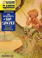 Classics Illustrated #19: The Adventures of Tom Sawyer (Classics Illustrated Gra
