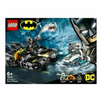 Batman MR. FREEZE BATCYCLE BATTLE Lego NEW 76118