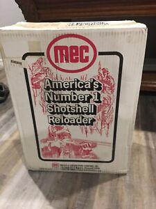 MEC Mayville Engnrg Inc. 600 Jr. Mark 5 Shotshell Reloading Press 12Ga