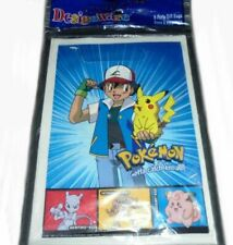 Pokemon Gotta Catch'em All Birthday Party Supplies Pikachu Ash Gift Bags NEW