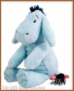 MY FIRST EEYORE PLUSH TOY OFFICIAL DISNEY CLASSIC WINNIE THE POOH 0+ NEW GIFT