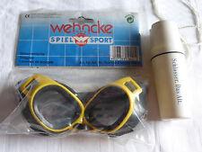Schwimm-/Taucherbrille und Strandsafe ---- NEU!