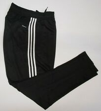 Men's Adidas Tiro 17 Training Pants, New Black Climacool Soccer Sweat Pant Sz L