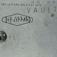 NEW Vault: Def Leppard Greatest Hits (Audio CD)