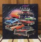 Chevy Nova Ss Cafe Diner Vintage Style Metal Man Cave Garage Chevrolet Part Auto
